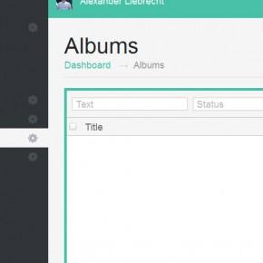Subrion CMS Plugin Albums Version 3.2.0