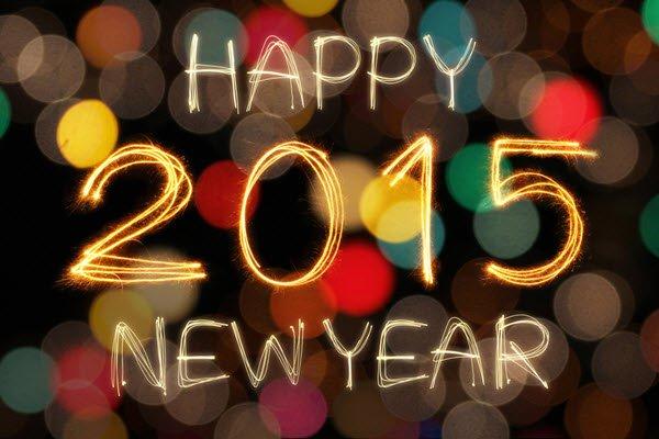 Freues neues Jahr 2015