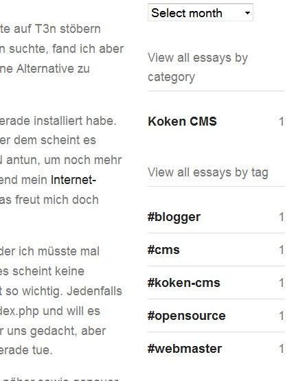 koken-cms-kategorien-und-tags