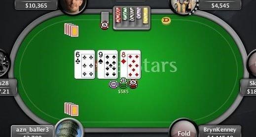 Poker Tisch