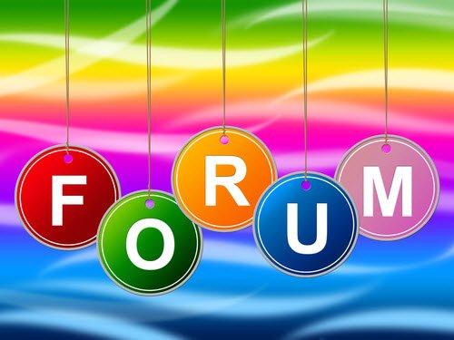 Blogger-Forum Webmasterwelten.de hat auch ein eigenes Blog