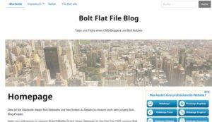 bolt-cms-blog-frontend