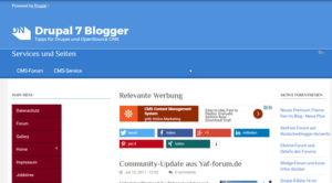drupal7blogger-de-drupal-blog-frontend