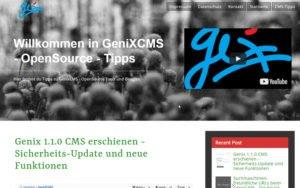genix-cms-blog-magazin-theme-frontend