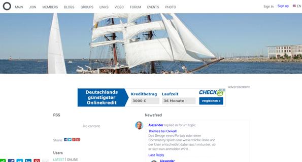Oxwall 1.8.4 Social Networking Tool erschienen – SEO-Update