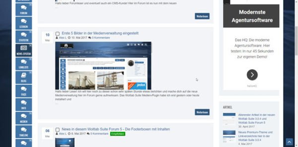 woltlab-suite-forum-news-manager-frontend-yaf-forum-de