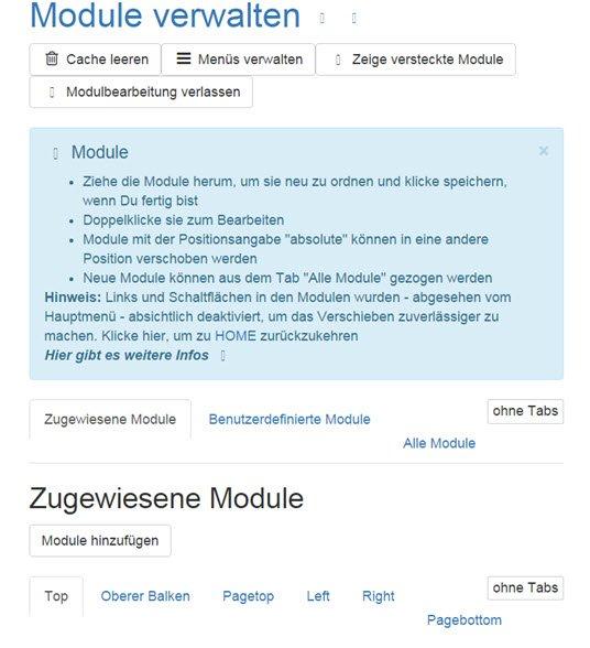tikiwiki-module-verwalten-backend