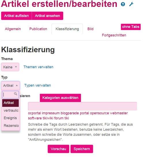 tikiwiki-artikel-erstellen-backend