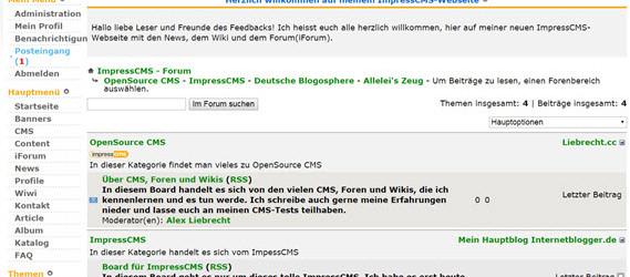 impresscms-portal-auf-wpzweinull-ch
