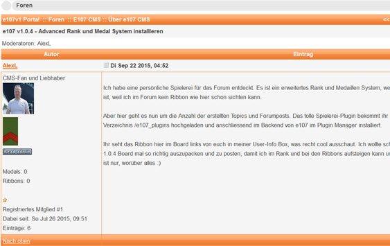 e107v1-forum-topicansicht