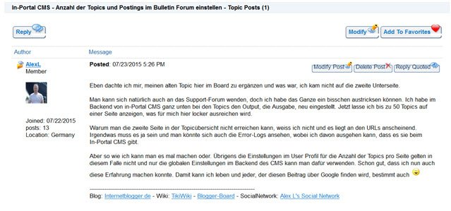 in-portal-forum-topic-ansicht