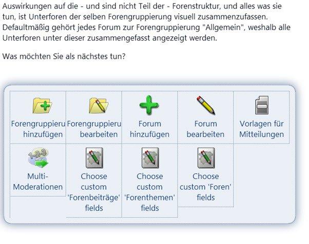 ocportal-forum-backend-foren-hinzufügen