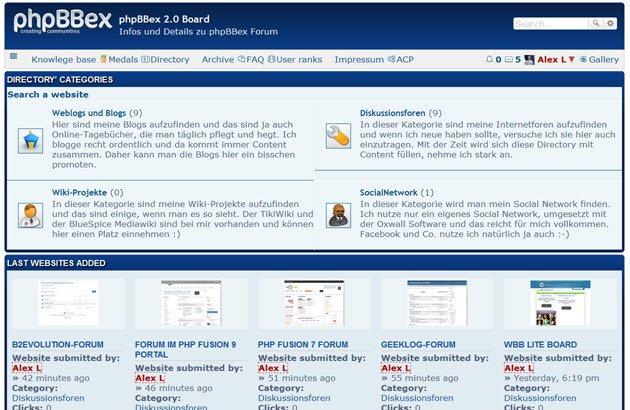 phpbbex-forum-linkverzeichnis