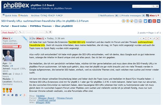 phpbbex-forum-topic-ansicht