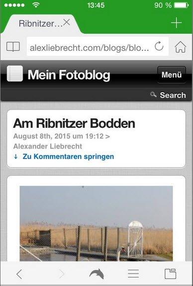 b2evolution-mobil-sammlung-fotoblog-blogpost