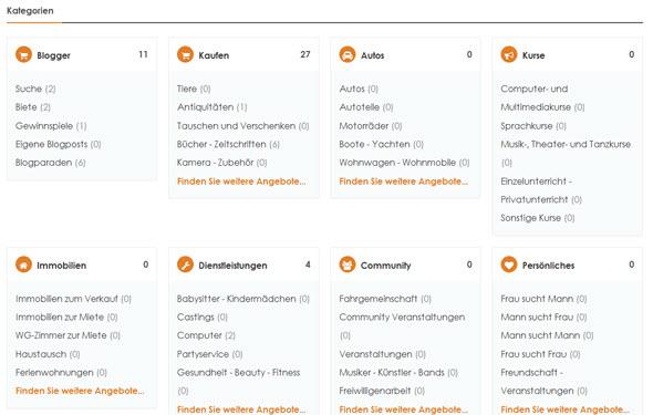 OsClass 3.5.9 Kleinanzeigenmarkt-Software online, neues Theme und neue Plugins