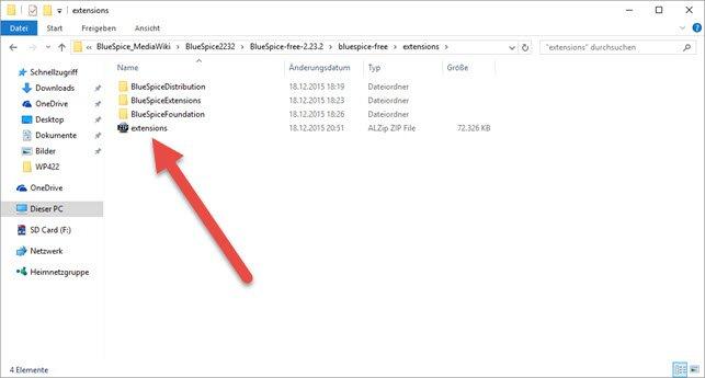 bluespice-extensions-zip-archiv-mit-winrar