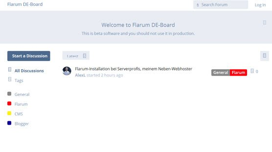 flarum-forum-frontend
