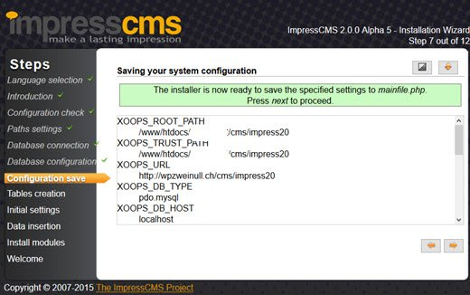 installation-schritt7-speichern-der-konfiguration