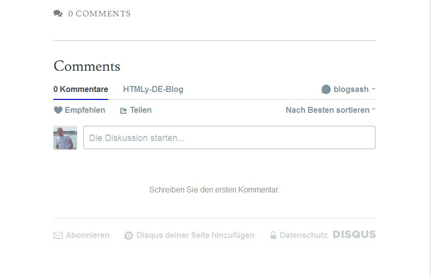 htmly-disqus-kommentare-realisieren