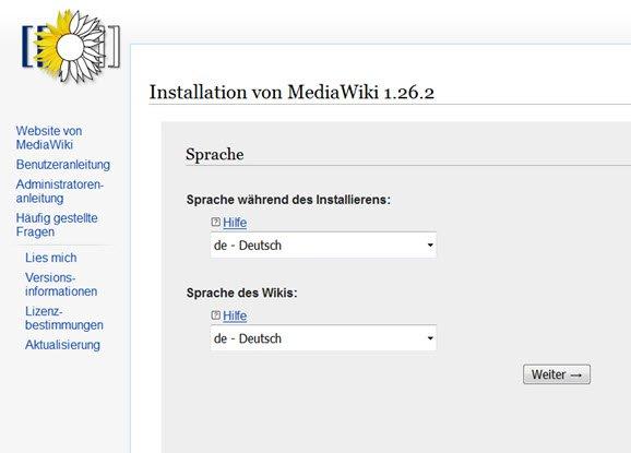 mediawiki-1-26-2-installation-schritt-2
