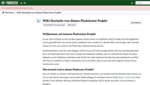phabricator-wiki