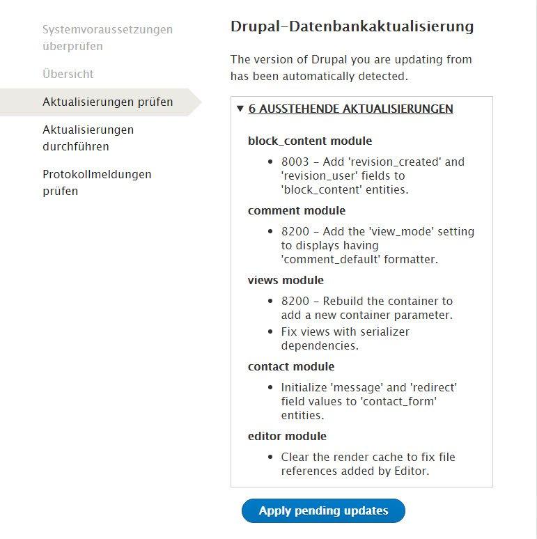 drupal-8-1-8-auf-8-2-0-beta2-datenbank-update