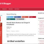 Drupal 7.51 und Drupal 8.2.0 erscheinen – Wartung und neue Funktionen