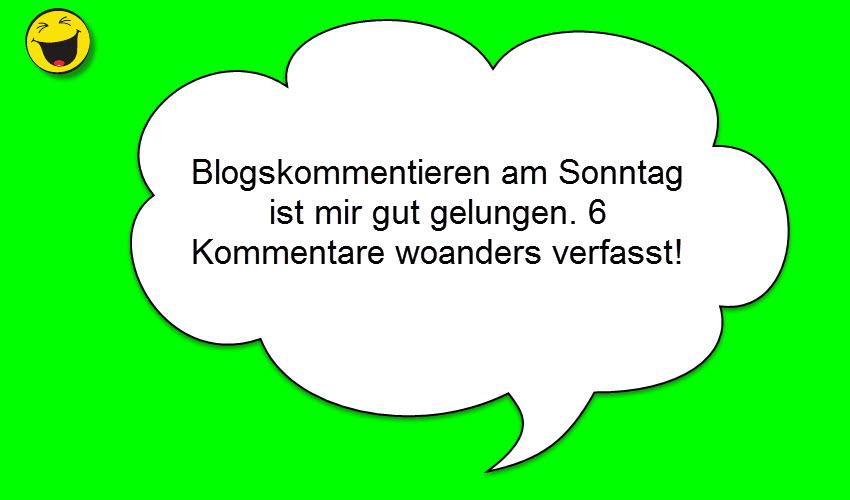 Kommentierrunde mit Internetblogger.de vom 21.08.2016