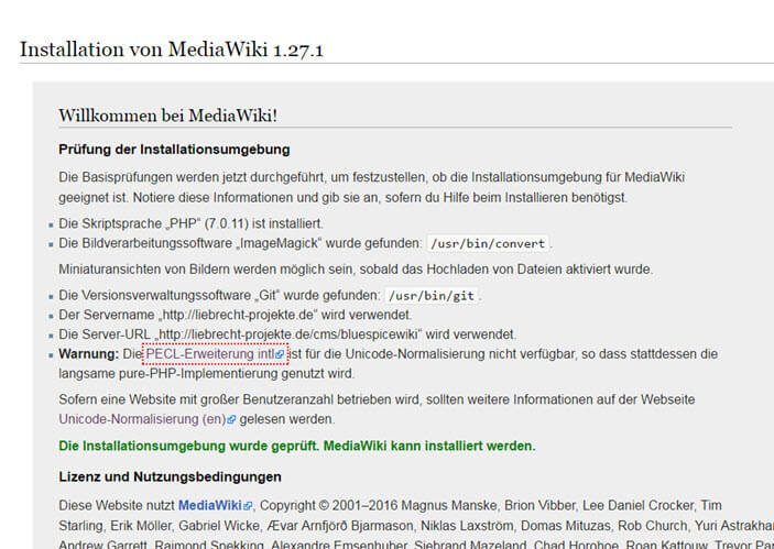 mediawiki-install_centos-7-installationsschritt2-ueberpruefung-der-servervoraussetzungen