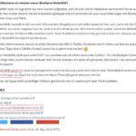 BlueSpice MediaWiki: Social Share Buttons von Shariff installieren