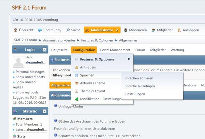 smf-2-1-beta3-forum-deutsche-sprache-installieren-herunterladen-und-einstellen