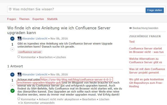 confluence-questions-einzelne-frage-confluence-server-addon