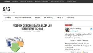 Blog 9AG.de