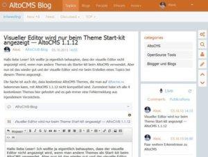 altocms-blog-frontend