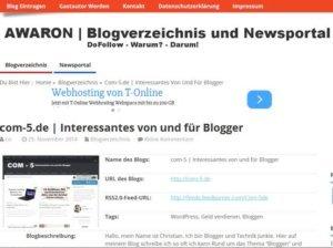 awaron-de-das-blogverzeichnis