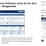 Neue Blogparade: Ich frage nach der Forensoftware – Rostockerblogger.de