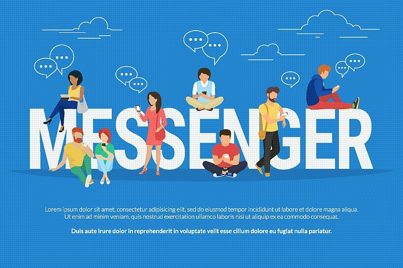 Blogparade: Messenger und Co - Unternehmenskommunikation mit Kunden