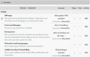 cotonti-forum-frontend