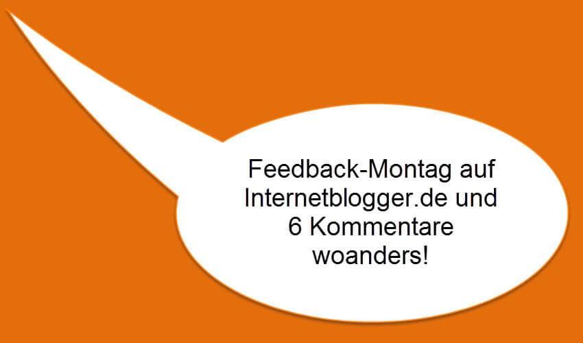 Blog-Kommentare-Runde mit Internetblogger.de vom 12.09.2016