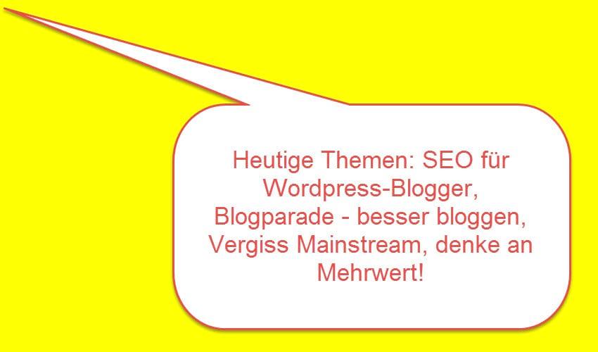 Blog-Kommentare-Runde mit Internetblogger.de vom 15.08.2016