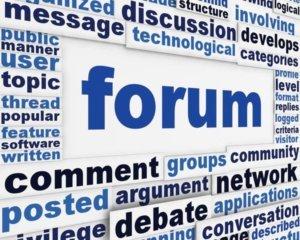 Forum+Community