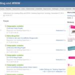 Wichtige Updates: GlFusion 1.5.0 und Geeklog CMS 2.1.1b1