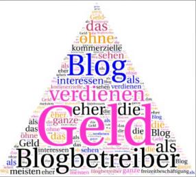 Geld verdienen als Blogbetreiber