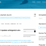 Installation und Erfahrungen mit Flat File CMS GRAV