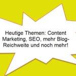 Kommentierrunde mit Internetblogger.de vom 08.07.2016