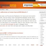 ImpressCMS 1.3.9 erschienen und Update-Hinweise
