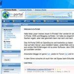 Erfahrungsbericht zu In-Portal CMS – ein Portal CMS und OpenSource CMS