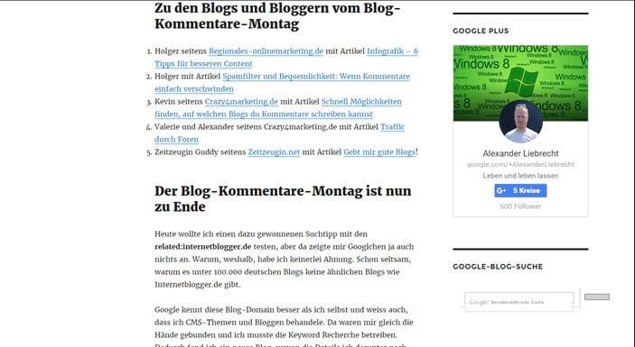 kommentare-montag-internetblogger-de-confluence-projekt-promotion