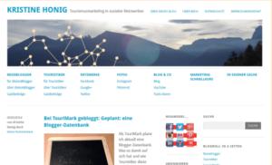Blog Kristinehonig.de